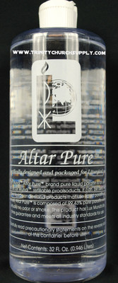 Altar Pure Liquid Paraffin -  (1 Quart Bottles)