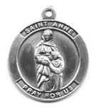St. Anne Medal with Chain