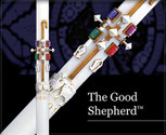 The Good Shepherd Paschal Candle (80862020)