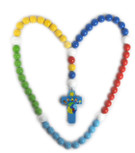 My First Rosary - Light of the World Collection (Blue)