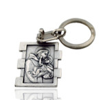 Saint Keychain (Saint Anthony)