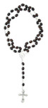 Beautiful Catholic Wood Rosary Beads