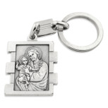 Catholic Keychain (Saint Joseph)