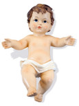 "Baby Jesus Figurine for Nativity (7"")"