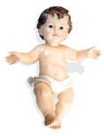 "Baby Jesus Figurine for Nativity (8"")"