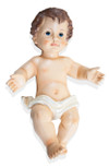 "Baby Jesus Figurine for Nativity (11"")"