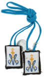 Catholic Children's First Communion Scapular