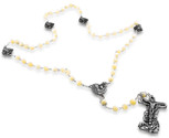 Mother of Pearl Deluxe First Communion Rosary