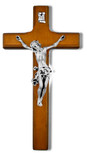 Deluxe Italian Wall Cross with Special Corpus