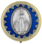 60mm Immaculate Conception Pyx