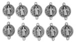 Traditional Saint Benedict Medal Our Father Beads - Pack of 10