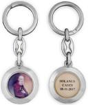 Solanus Casey Circular Key Chain
