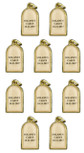 Blessed Solanus Casey Arched Charm - Pack of 10