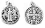 """1"""" Saint Benedict Medal by Venerare"""