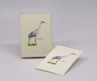 Sandhill notecard package