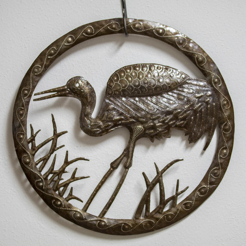 Haitian Steel Drum Wall Art - internationalcrane