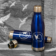 International Crane Foundation Logo Insulated Bottle