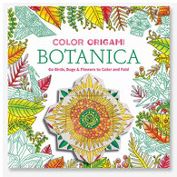 Color Origami Botanica