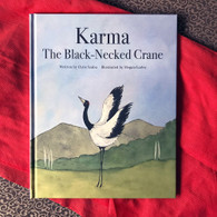 Karma the Black-Necked Crane