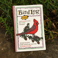 Birdlog Journal for kids