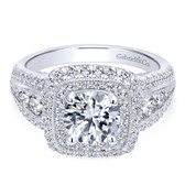 Gabriel & Co. Engagement Ring MPN-ER10103W44JJ