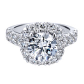 Gabriel & Co. Engagement Ring MPN-ER11986R8W83JJ