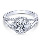 Gabriel & Co. Engagement Ring MPN-ER5374W44JJ
