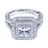 Gabriel & Co. Engagement Ring MPN-ER7264W44JJ