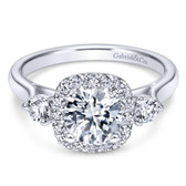 Gabriel & Co. Engagement Ring MPN-ER7510W44JJ
