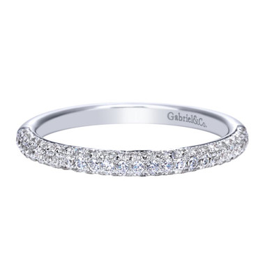 Gabriel & Co. Wedding Band MPN-WB7820W44JJ