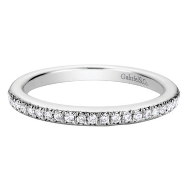 Gabriel & Co. Wedding Band MPN-WB9296W44JJ
