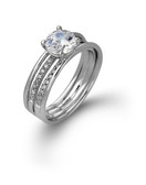 Zeghani Engagement Ring MPN-ZR168