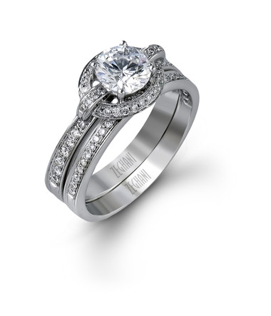 Zeghani Engagement Ring MPN-ZR265