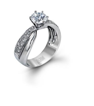 Zeghani Engagement Ring MPN-ZR306