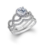 Zeghani Engagement Ring MPN-ZR623