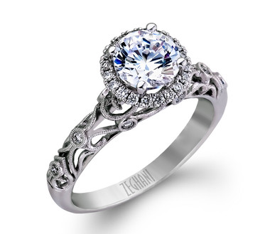 Zeghani Engagement Ring MPN-ZR924
