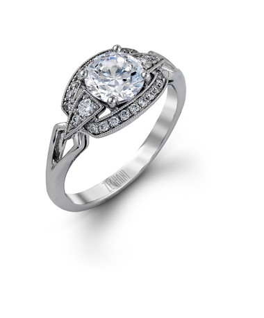 Zeghani Engagement Ring MPN-ZR959