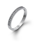 Zeghani Wedding Band MPN-ZR41