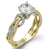 Simon G Engagement Ring MPN-MR2514