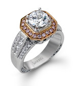 Simon G Engagement Ring MPN-NR109-R