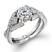 Simon G Engagement Ring MPN-TR107