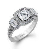 Simon G Engagement Ring MPN-TR446