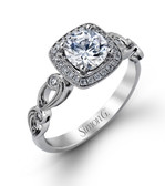 Simon G Engagement Ring MPN-TR526