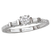 Romance Complete Engagement Ring Complete MPN-118021-033C