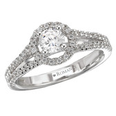 Romance Complete Engagement Ring Complete MPN-118115-033C