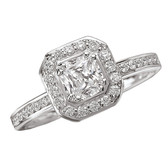 Romance Complete Engagement Ring Complete MPN-118148-035C