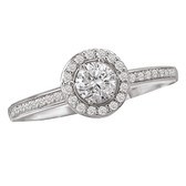 Romance Complete Engagement Ring Complete MPN-118151-033C
