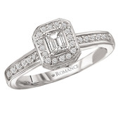 Romance Complete Engagement Ring Complete MPN-118157-025C