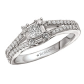Romance Complete Engagement Ring Complete MPN-118166-015C