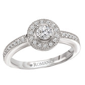 Romance Complete Engagement Ring Complete MPN-118171-033C